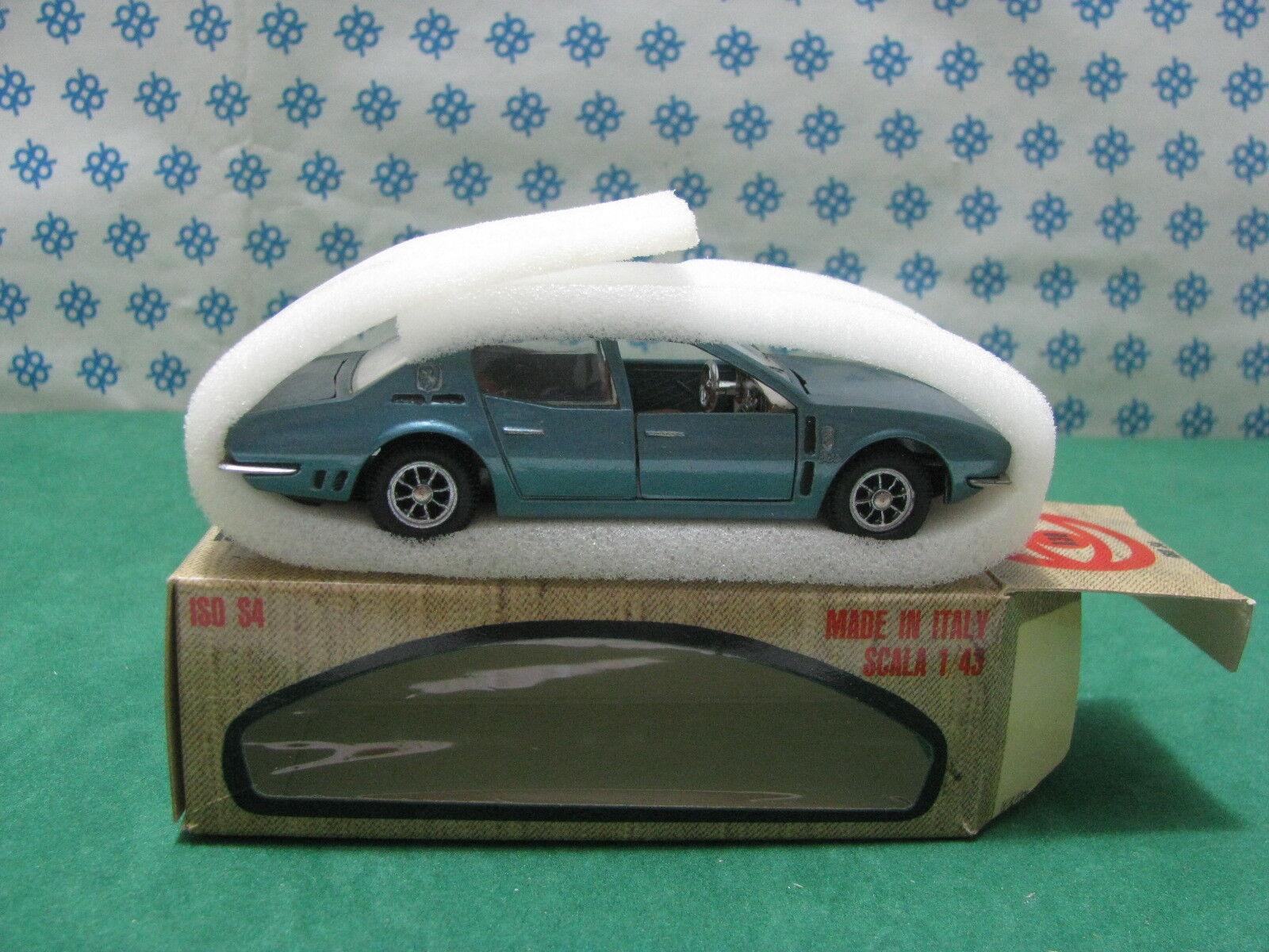 Vintage - Iso Rivolta S4 - 1 43 Mebetoys A-30 Mint Box