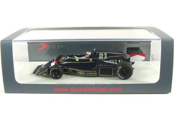 Williams fw05 nº 21 o  race of champions 1976 (mario andretti)  jusqu'à 60% de réduction