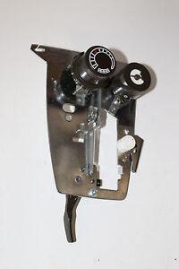 Husqvarna Viking 6460 + Sewing Machine Tension Assembly Presser Foot Lifter +
