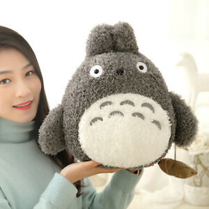 12-034-Totoro-Doll-Movie-Baby-Stuffed-Plush-Soft-Toy-Dolls-Character-Handmade-Gifts