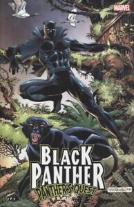 BLACK-PANTHER-PANTHERS-QUEST-TPB-Reps-13-37-Marvel-Comics-TP-NEW