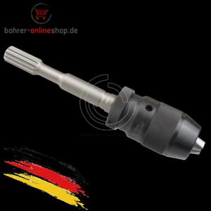 1-16mm Schnellspannbohrfutter Schnellspannfutter Große Keilwelle Adapter