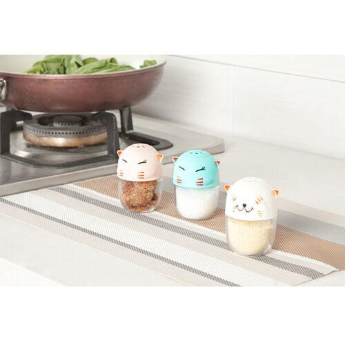 Hot Seasoning Case With Holes Toothpick Case Storage Spice Jar Box KitchenTool F