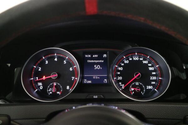 VW Golf VII 2,0 GTi Clubsport DSG - billede 5