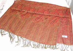 Sedoso-Pashmina-Bufanda-Envolvente-Precioso-Calido-COLORES-motivo-Cachemira