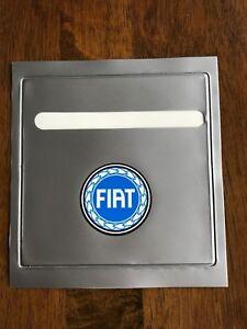 permit holders car logo tax disc holders FIAT