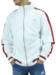 Rocawear-Men-039-s-Designer-Track-Jacket-New-Hip-Hop-Star-Era-G-Time-Money-Is