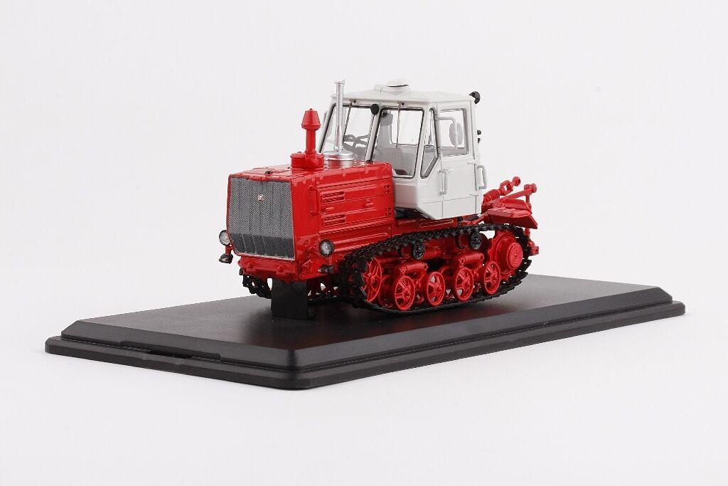 T 150 Tractor Rojo-blancoo SSM TSM 8010 1 43