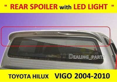 SCOOP COVER FOR TOYOTA HILUX VIGO MK6,7  2004-2010