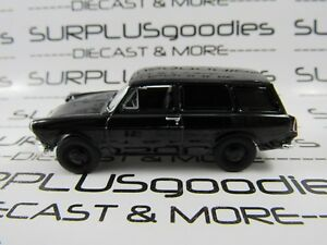 Greenlight-1-64-LOOSE-Murdered-Out-Black-1965-VOLKSWAGEN-Type-3-Squareback-Panel