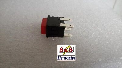 INTERRUTTORE  PULSANTE VAPORELLA POLTI 505 507 515 525 530 Silver Happy Pro Eco