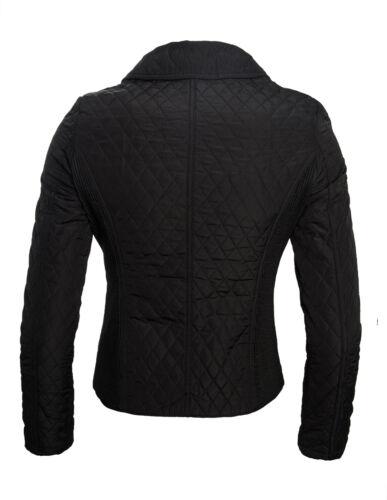 Damen Übergangsjacke Stepp Jacke leicht gesteppte Jacke Damenjacke D-64 NEU S-XL