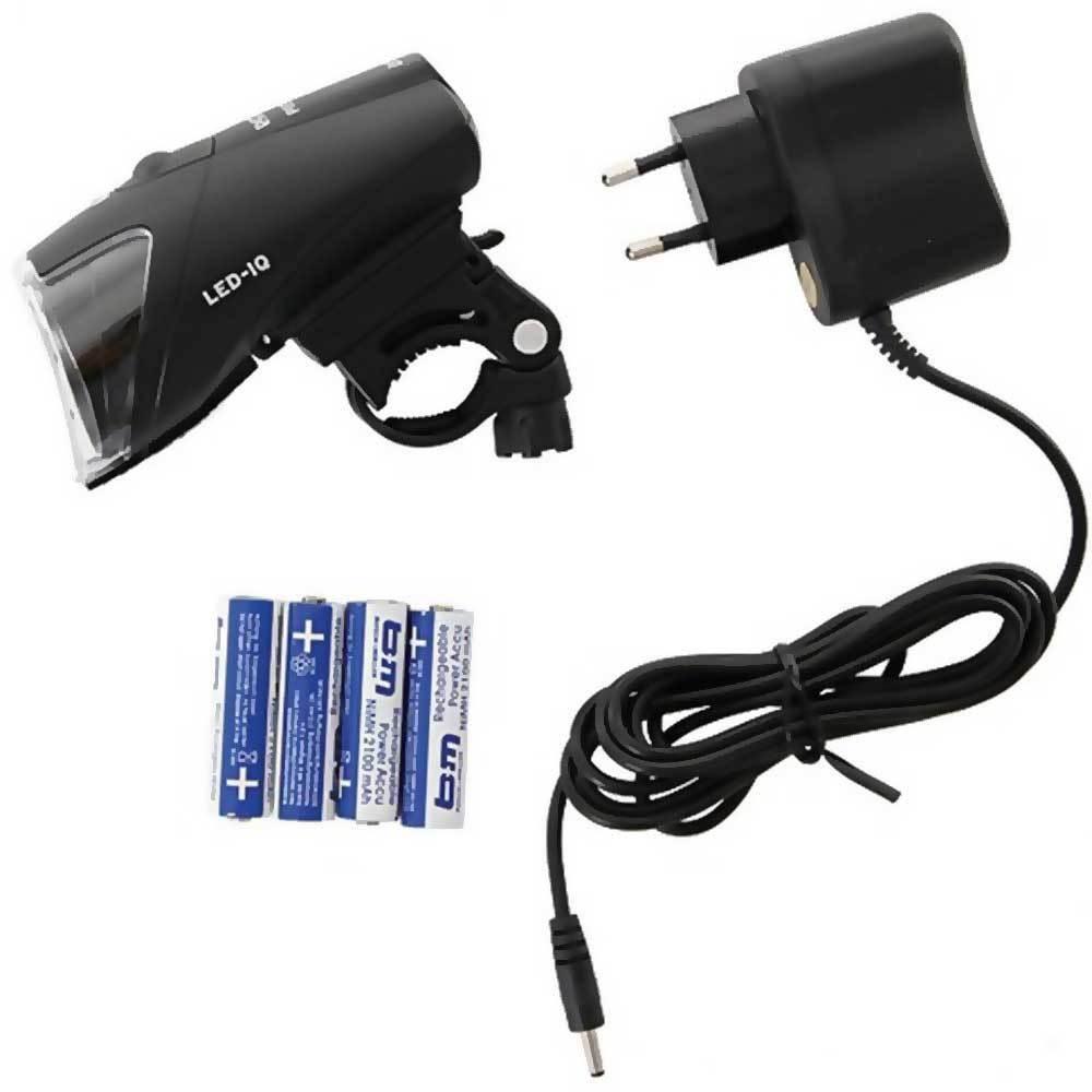 Busch & Müller BATTERIALEDFari Ixon IQ Premium  batterie & alimentatore Sch...