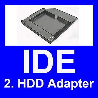 Efficiente 2.hdd Ide Adattatore F. Ibm Thinkpad X40 X41 X41t-nuovo --