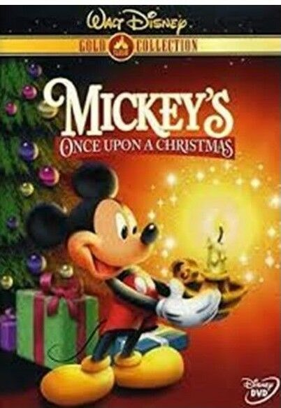 Twice Upon A Christmas.New Dvd Walt Disney S Mickey S Once Upon A Christmas Minnie Goofy Donald Duck