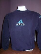VINTAGE 90's ADIDAS EQUIPMENT CREWNECK SWEATSHIRT medium TORSION TRAINERS