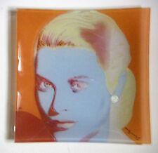andy warhol porcelaine sérigraphiée grâce Kelly rosenthal studio line signée