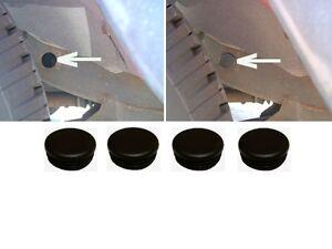 Frame Hole Cover Plugs Keep Out Mud Jeep Wrangler Tj 1997