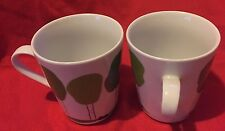 Aarikka Finland ~ Two (2) Coffee Mugs/Cups