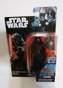 Star Wars 3.75 Black Series Han Solo Walmart Exclusive Force Réveille NEUF