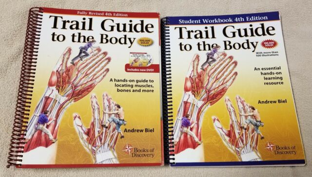 Trail Guide To The Body 4th Edition By Biel Andrew 9780982663400