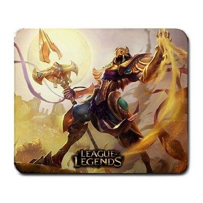 Fantastic League Of Legends Mouse Pad - Azir Nice Pc Large Mousepad