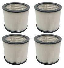 (4) Filter Cartridge for Shop Vac, 90304, 9030400, 903-04-00, 903-04 Wet Dry H12