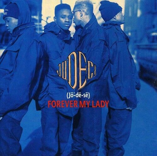Forever My Lady By Jodeci CD, 1991  - $2.70