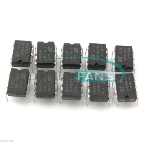 10Pcs  LNK304PN LNK304 POWER Encapsulation DIP-7