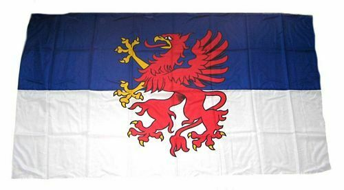 Flagge Pommern 30 x 45 cm Fahne