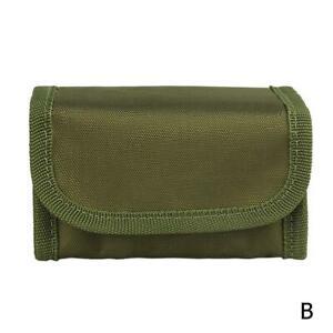 Tactical-Molle-10-Round-12-Gauge-Belt-Shotgun-Shell-Pouch-neu-Bag-Waist-Amm-T8Q8