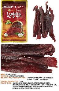 1-pack-Dried-Beef-Korean-taste-Seasoned-Beef-Soft-Jerky170g-Snack-Beer-Drink-are