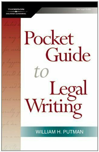 The Pocket Guide to Legal Writing 1