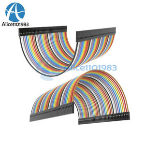 10PCS 10 root dupont Wire Cables 2.54mm 20cm 1P-1P Female to female for Arduino