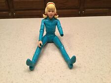 Vintage Louis Marx Jane West Action Figure From the Johnny West Line NEEDS HAND