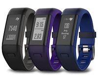 Garmin Vivosmart Hr+ Activity Tracker With Wrist-based Heart Rate Plus Gps