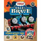 Thomas & Friends: Tale of the Brave Movie Sticker Book by Egmont UK Ltd (Paperback, 2014)