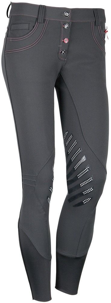 Harry ´ S Horse Ladies tournament breeches Royal Competition Plus White