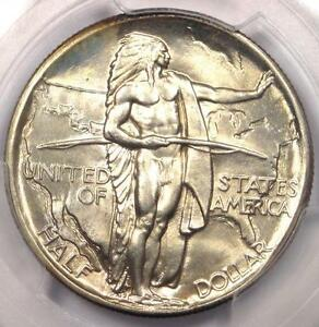 1928-Oregon-Half-Dollar-50C-PCGS-MS67-CAC-PQ-Plus-Grade-2-950-Value