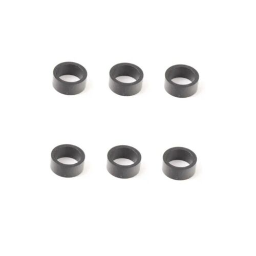 Set of 6 Fuel Injector Gasket Rings Bosch Fits BMW E88 E92 F10 F07 F12 135i