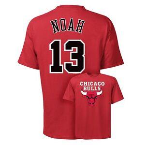 615735093e29 28) Chicago Bulls JOAKIM NOAH nba Jersey T-Shirt Tee Adult MENS ...