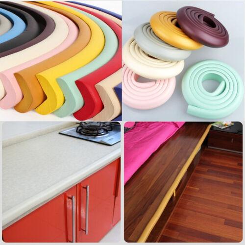 2M Baby Table Edge Corner Guard Protector Foam Bumper Collision Cushion Strip