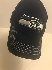 60537c1f4b5c3a Image is loading NFL-Seattle-Seahawks-039-47-Brand-Franchise-Fitted-