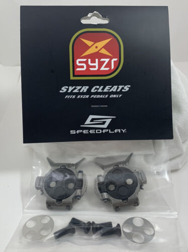 FREE SHIPPING!! Speedplay Syzr Cleat For Syzr Pedals NEW