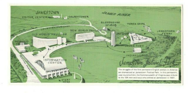 Jamestown Festival Park Williamsburg, VA