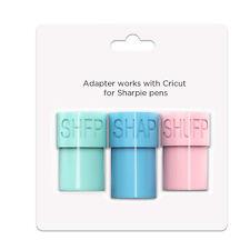 New Pen Adapter For Sharpie Marker &Art Pens,Fits Cricut Maker Explore Air 2 Air