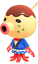 ANY-Animal-Crossing-Villager-Amiibo-NFC-Cards-w-Plastic-Sleeve-Free-Shipping thumbnail 54