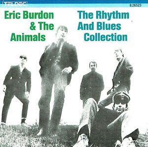 CD-Eric-Burdon-amp-the-Animals-The-rhythm-and-blues-collection-See-See-Rider