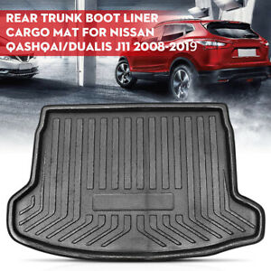 Rear-Trunk-Cargo-Mat-Boot-Cargo-Liner-Tray-For-Nissan-Qashqai-Dualis-J11-08-19