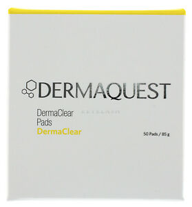Dermaquest DermaClear Pads 50pads NEW FAST SHIP-04 OLAY 4-in-1 Daily Facial Cloths, Normal Skin 33 ea (Pack of 2)